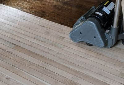 Hardwood refinishing in Stamford, CT